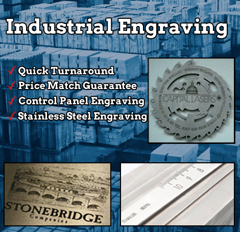 Industrial ENGRAVERS